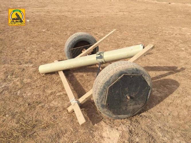 IS thua thảm, quân Iraq mất hàng chục địa bàn tại chiến trường Anbar (video) ảnh 4