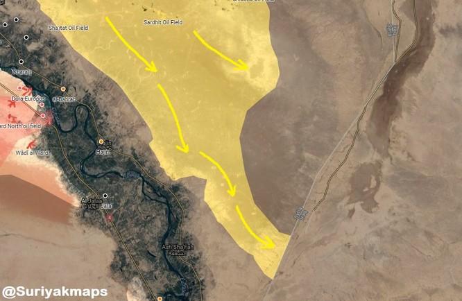 IS thí quân chặn quân đội Syria, Mỹ yểm trợ 30.000 lính Kurd đua chiếm đất ảnh 2