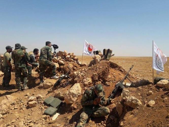 Tập kích thất bại, hàng chục tay súng IS nộp mạng tại Al-Sukhnah ảnh 1