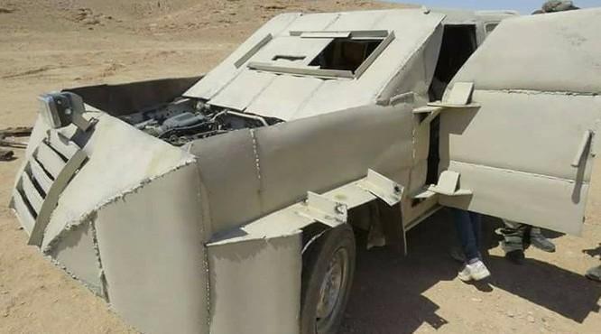 Tập kích thất bại, hàng chục tay súng IS nộp mạng tại Al-Sukhnah ảnh 3