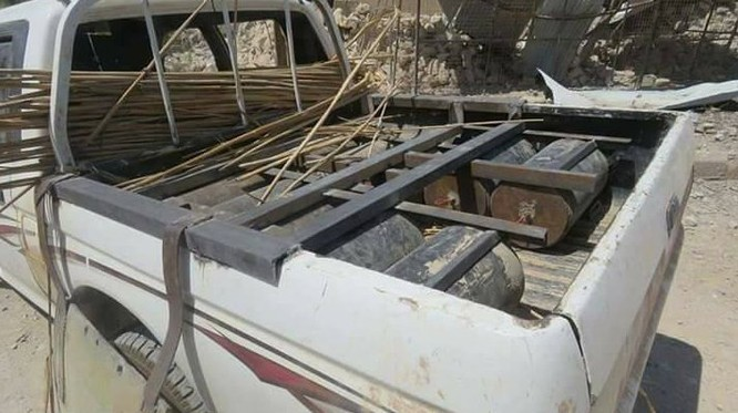 Tập kích thất bại, hàng chục tay súng IS nộp mạng tại Al-Sukhnah ảnh 4
