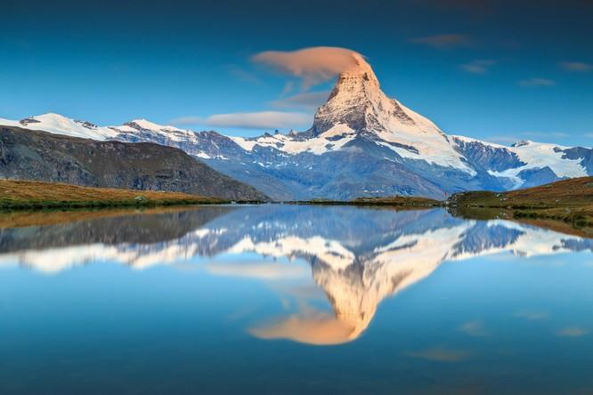 Từ Matterhorn đến Kilimanjiro, những ngọn núi đẹp sửng sốt bậc nhất thế giới ảnh 20