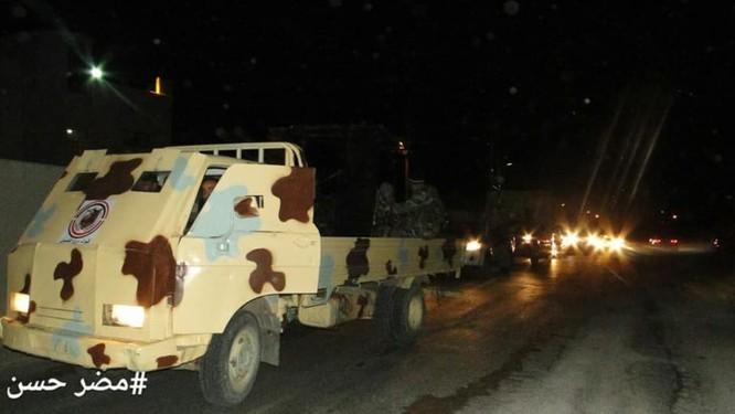 Gần 50 binh sĩ Syria thiệt mạng trong trận ác chiến cuối năm ảnh 5