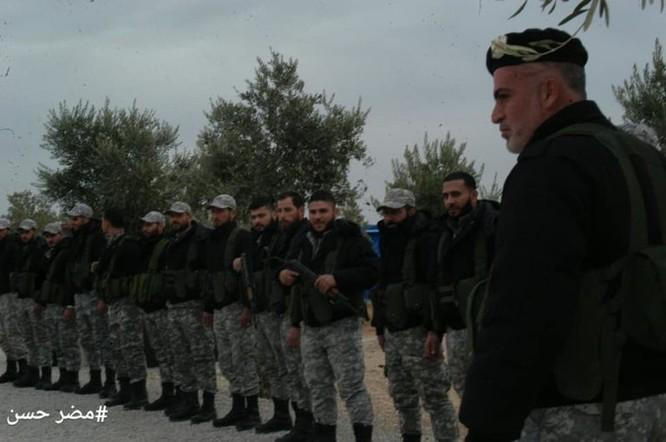 Gần 50 binh sĩ Syria thiệt mạng trong trận ác chiến cuối năm ảnh 6