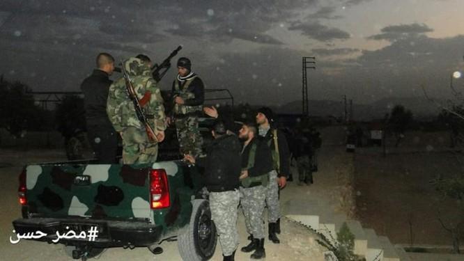 Gần 50 binh sĩ Syria thiệt mạng trong trận ác chiến cuối năm ảnh 7