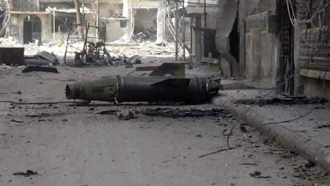 Gần 50 binh sĩ Syria thiệt mạng trong trận ác chiến cuối năm ảnh 9