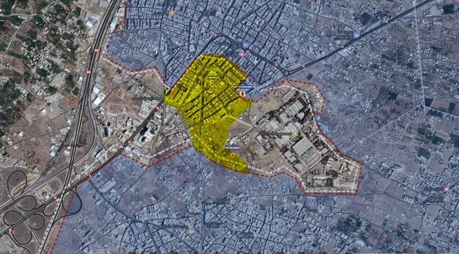 Phiến quân Syria tấn công thảm bại, hàng chục tay súng mất mạng ven Damascus ảnh 1