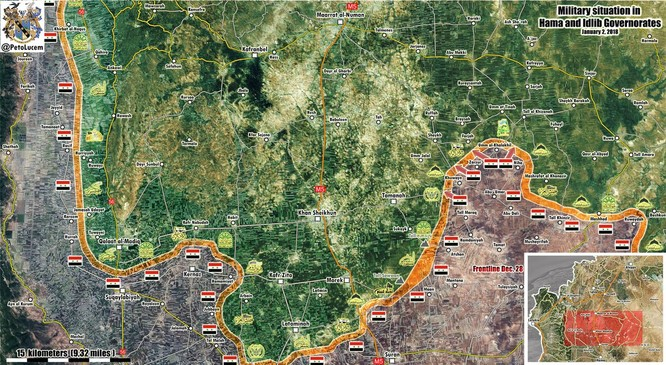 """Pháo nhiệt áp TOS-1 khai hỏa kinh hoàng, """"Hổ Syria"""" chiếm 50 km2 lãnh thổ ảnh 1"""