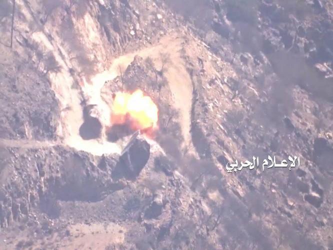 Liên quân Ả rập Xê út kích chiến phiến quân Houthi, dân Yemen đối mặt thảm họa ảnh 3