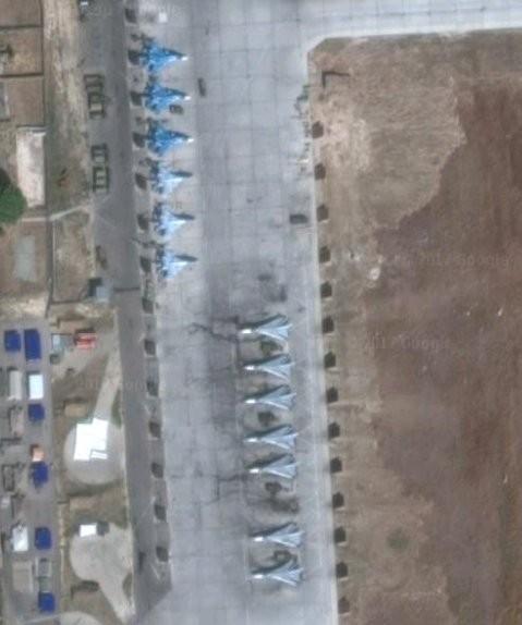 Phiến quân Syria tấn công căn cứ Nga, 7 máy bay bị phá hủy? ảnh 1