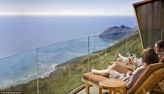 """""""Đột nhập"""" khách sạn lãng mạn bậc nhất thế giới nằm trên bờ Tây nước Mỹ ảnh 3"""