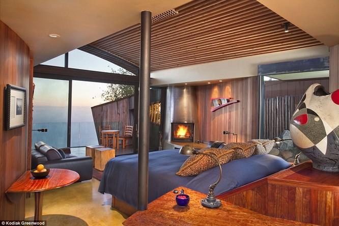 """""""Đột nhập"""" khách sạn lãng mạn bậc nhất thế giới nằm trên bờ Tây nước Mỹ ảnh 5"""