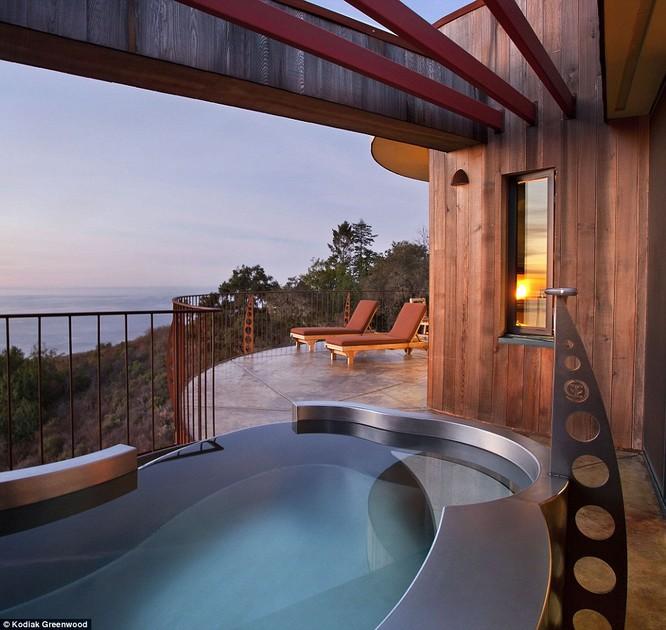 """""""Đột nhập"""" khách sạn lãng mạn bậc nhất thế giới nằm trên bờ Tây nước Mỹ ảnh 6"""