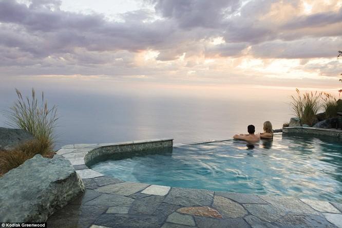 """""""Đột nhập"""" khách sạn lãng mạn bậc nhất thế giới nằm trên bờ Tây nước Mỹ ảnh 9"""