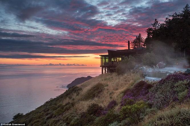 """""""Đột nhập"""" khách sạn lãng mạn bậc nhất thế giới nằm trên bờ Tây nước Mỹ ảnh 10"""