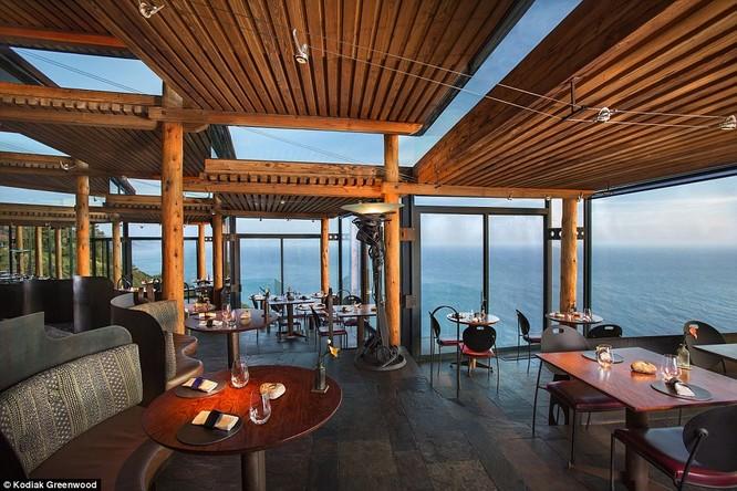 """""""Đột nhập"""" khách sạn lãng mạn bậc nhất thế giới nằm trên bờ Tây nước Mỹ ảnh 11"""