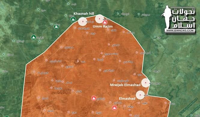 Quân đội Syria ồ ạt chiếm loạt cứ địa, khủng bố bắt đầu tháo chạy ở Idlib ảnh 1