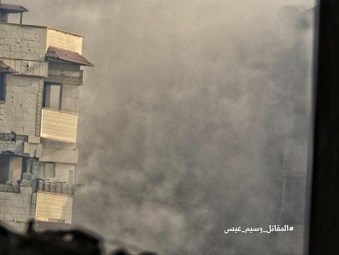 Gần 80 phiến quân Syris bị tiêu diệt trong trận phá vây ven Damascus ảnh 2