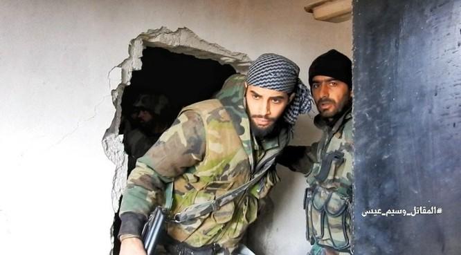 Gần 80 phiến quân Syris bị tiêu diệt trong trận phá vây ven Damascus ảnh 3