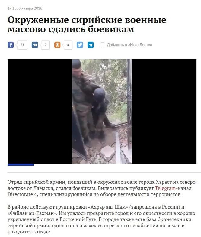 Tung tin Syria sai sự thật, phe đối lập Nga hòng hạ bệ ông Putin ảnh 1