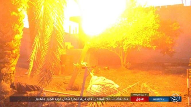 IS tung đòn phản công, hàng chục lính Kurd thiệt mạng ảnh 1
