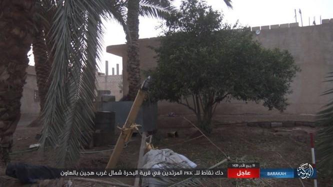IS tung đòn phản công, hàng chục lính Kurd thiệt mạng ảnh 2