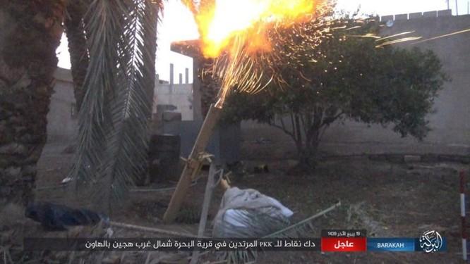 IS tung đòn phản công, hàng chục lính Kurd thiệt mạng ảnh 3