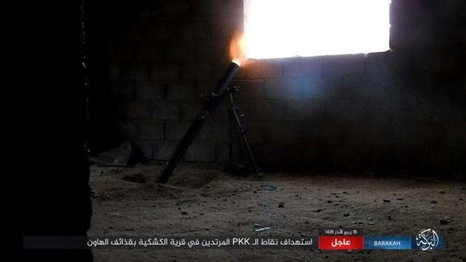 IS tung đòn phản công, hàng chục lính Kurd thiệt mạng ảnh 5