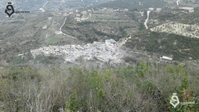 Nga giáng đòn san phẳng nơi phiến quân Syria phát động tấn công căn cứ không quân ảnh 3