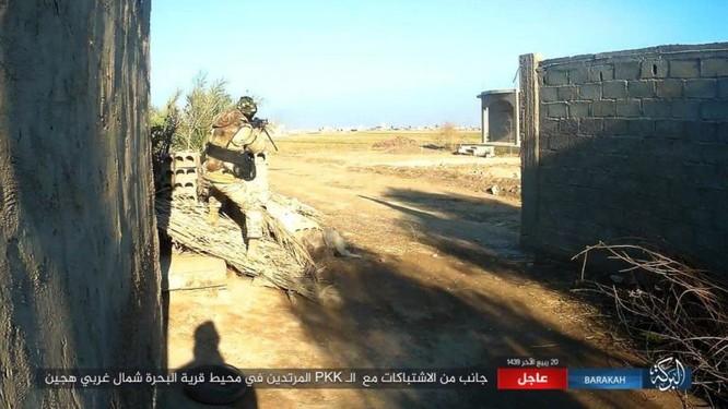 Người Kurd tiêu diệt hàng chục chiến binh IS tại Deir Ezzor ảnh 3