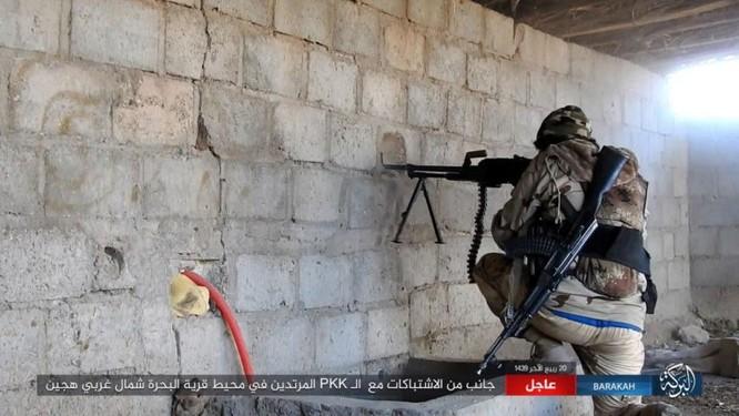 Người Kurd tiêu diệt hàng chục chiến binh IS tại Deir Ezzor ảnh 4