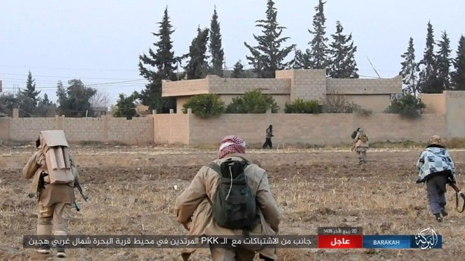 Người Kurd tiêu diệt hàng chục chiến binh IS tại Deir Ezzor ảnh 5