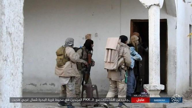 Người Kurd tiêu diệt hàng chục chiến binh IS tại Deir Ezzor ảnh 6