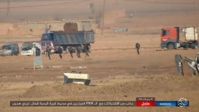 Người Kurd tiêu diệt hàng chục chiến binh IS tại Deir Ezzor ảnh 7