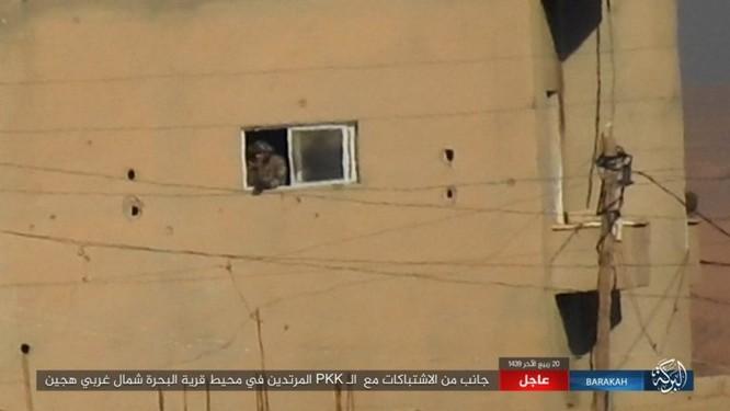 Người Kurd tiêu diệt hàng chục chiến binh IS tại Deir Ezzor ảnh 8