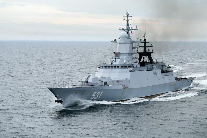 """Từ sát thủ phục kích đáy biển đến """"kẻ hủy diệt"""": Quân Nga nhận hàng loạt vũ khí mới ảnh 6"""