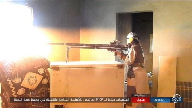 IS đánh du kích, giáng đòn đau người Kurd trên chiến trường Deir Ezzor ảnh 5