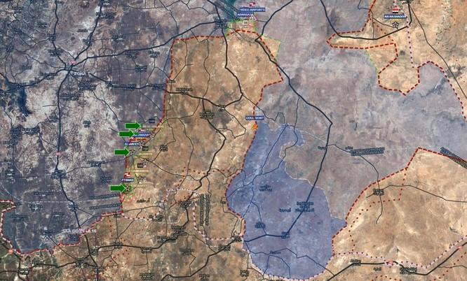 Phiến quân thánh chiến tấn công quân đội Syria ở Idlib, hỗ trợ Al-Qaeda ảnh 5