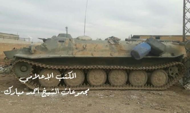 Quân đội Syria đánh bật phiến quân tấn công ở Hama, 4 thủ lĩnh khủng bố mất mạng ảnh 2