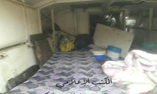 Quân đội Syria đánh bật phiến quân tấn công ở Hama, 4 thủ lĩnh khủng bố mất mạng ảnh 3