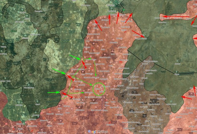 Phản công thảm họa, phiến quân Al-Qaeda Syria mất cả tướng lẫn xe ảnh 1