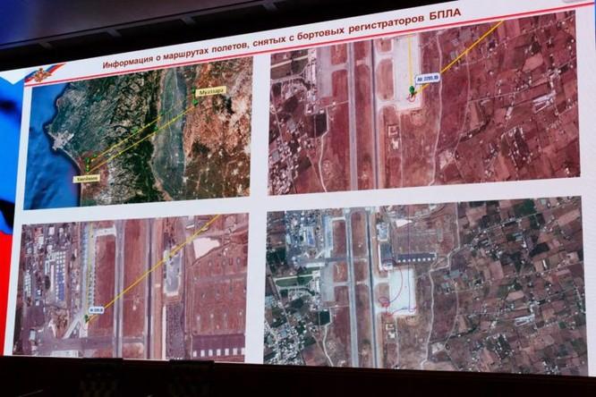 Nga tố máy bay tấn công căn cứ tại Syria dấu vết dẫn thẳng đến Ukraine ảnh 2