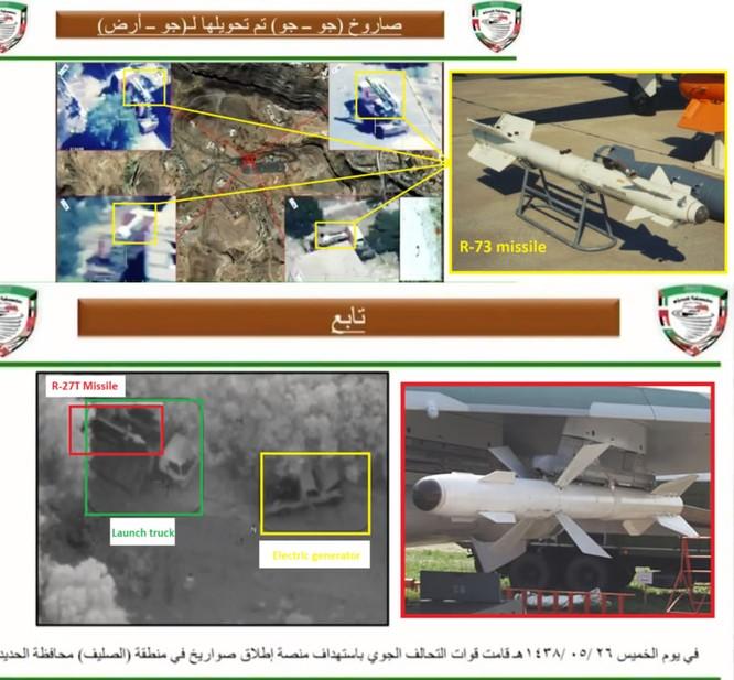 Tiêm kích F-15 A rập Xê út bị phiến quân Houthi bắn hạ cách nào? ảnh 1
