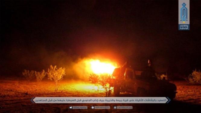 """""""Hổ Syria"""" băm nát Al-Qaeda phản công, diệt hàng chục tay súng khủng bố ảnh 1"""