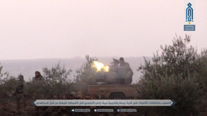 """""""Hổ Syria"""" băm nát Al-Qaeda phản công, diệt hàng chục tay súng khủng bố ảnh 2"""