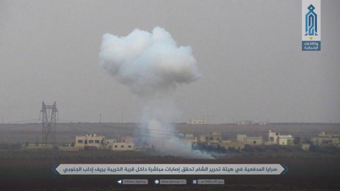 """""""Hổ Syria"""" băm nát Al-Qaeda phản công, diệt hàng chục tay súng khủng bố ảnh 3"""
