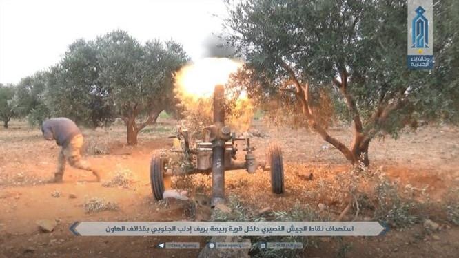 """""""Hổ Syria"""" băm nát Al-Qaeda phản công, diệt hàng chục tay súng khủng bố ảnh 4"""