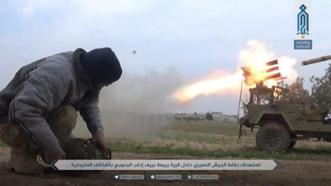 """""""Hổ Syria"""" băm nát Al-Qaeda phản công, diệt hàng chục tay súng khủng bố ảnh 5"""
