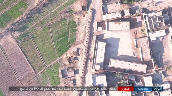 90 binh sĩ Kurd bị IS sát hại tại Deir Ezzor ảnh 1