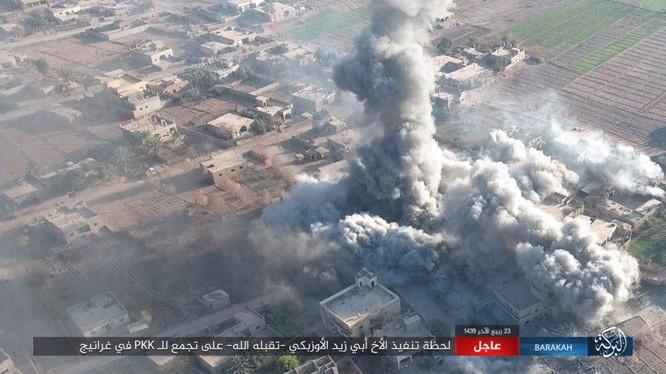 90 binh sĩ Kurd bị IS sát hại tại Deir Ezzor ảnh 2